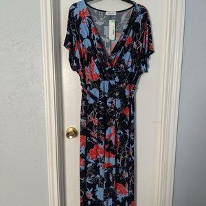 Gilli, Macy knit maxi dress